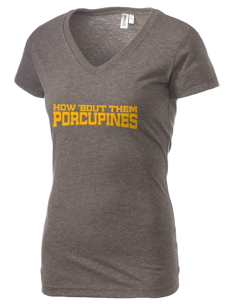 'How 'bout them porcupines' t-shirt