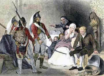 Enforcing the Quartering Act