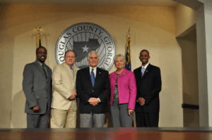 Douglas County Board of Commissioners