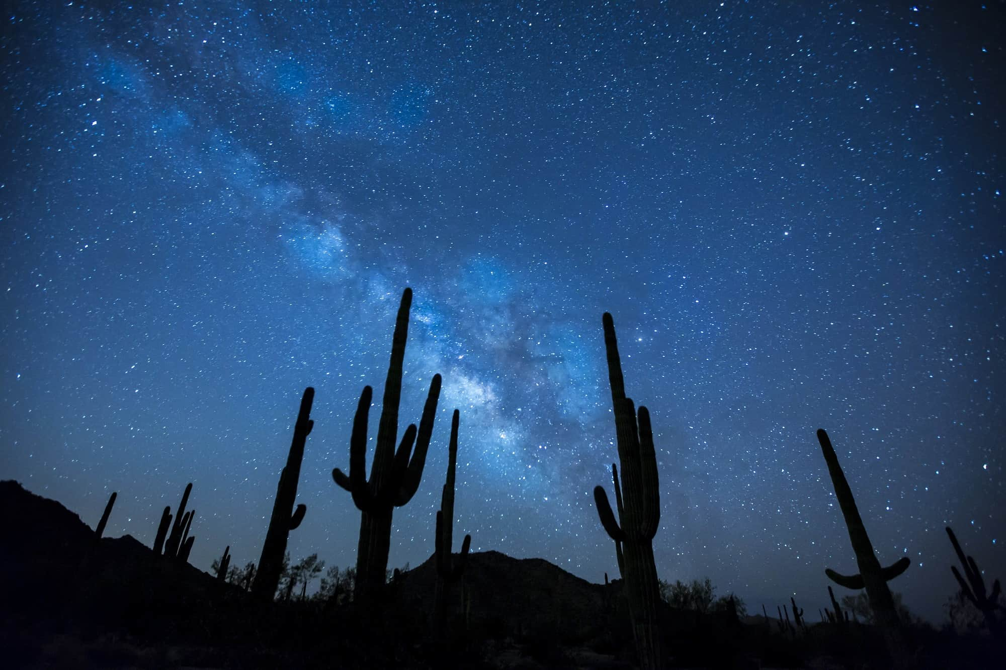 The dream: Being out in the boondocks where I can see the Milky Way with my own two eyes.
